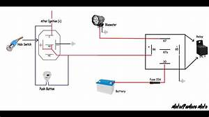 Bluewater Led Wiring Diagram With Relay