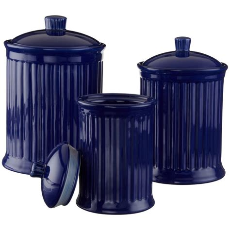Blue Kitchen Canister Sets by Best 25 Navy Blue Kitchens Ideas On Navy