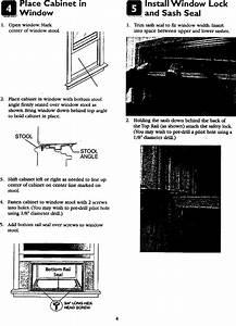 Kenmore 25372115200 User Manual Air Conditioner Manuals