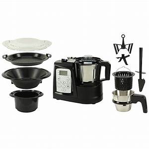 Robot Cuiseur Pas Cher : thermogourmet 2 robot multifonction m6 boutique ventes ~ Premium-room.com Idées de Décoration
