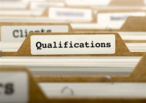 What Are Your Qualifications by Buyers Advocate Qualifications Buyers Qualifications