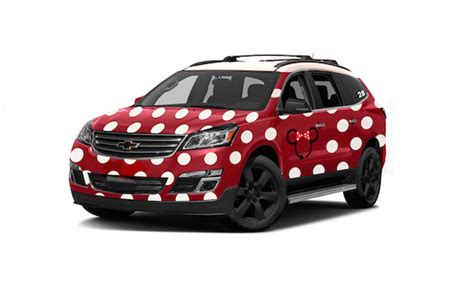 The New Minnie Van Service Will Work With The Lyft App