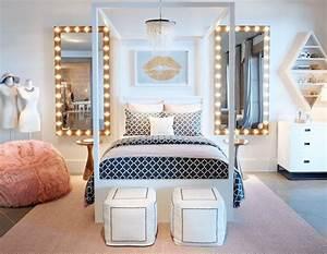 Ideas For Teenage Girl Bedroom Enchanting Decoration