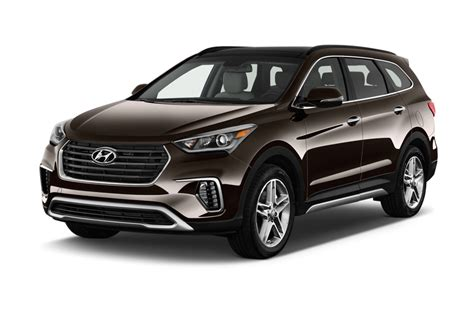 2018 Hyundai Santa Fe Reviews And Rating  Motor Trend