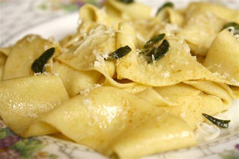 pappardelle au parmesan et au beurre noisette la recette chef pasta
