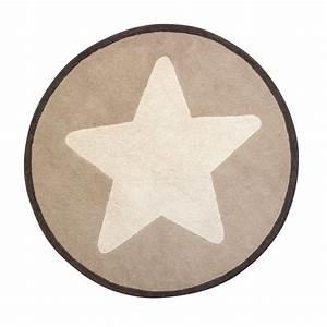 Teppich Stern Beige : teppich star beige gro er stern 120 cm von kids concept kaufen ~ Whattoseeinmadrid.com Haus und Dekorationen