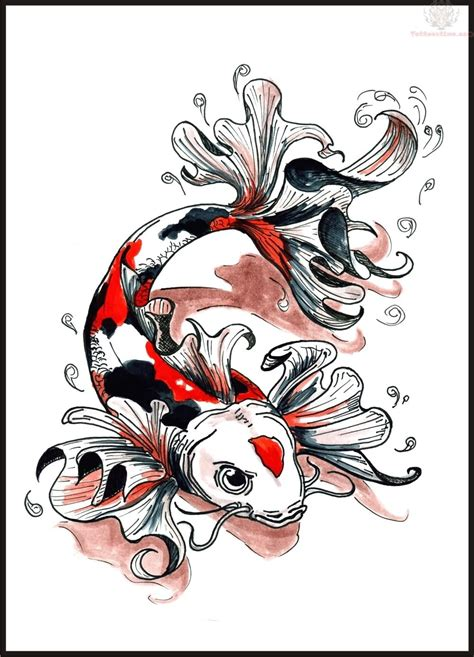 koi fish tattoo designs for men koi fish tattoo