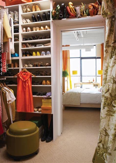 built in shoe shelves contemporary closet house home
