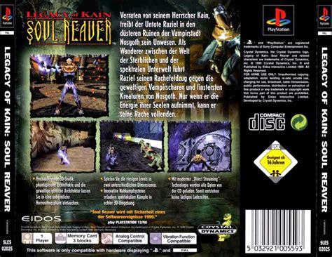 Soul Reaver (g) Iso