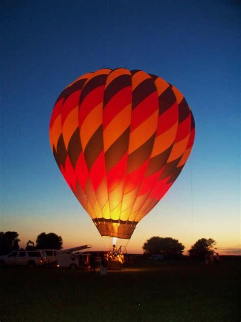 hot air balloon caffeine moments air balloon festival