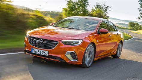 Cars Desktop Wallpapers Opel Insignia Gsi
