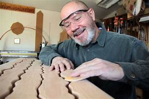 A Day in the Life: Master woodworker