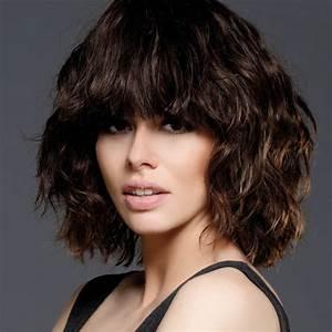 Coiffure Automne Hiver 2017 : suite 2 des tendances coiffures cheveux mi longs automne hiver 2017 2018 ~ Melissatoandfro.com Idées de Décoration