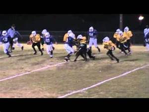 The Best Running Back: Jonathan Rush 7th Grade Football ...
