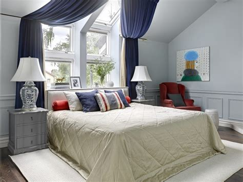 Master Bedroom Feng Shui Bedroom Traditional With