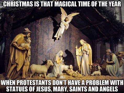 Jesus Christmas Meme - 244 best images about catholic memes on pinterest catholic dating pope john paul ii and batman vs