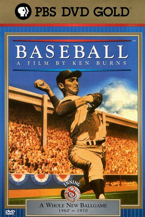 Ken Burns' Baseball Inning 8  A Whole New Ballgame (1994