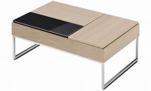 Table Basse Multifonction : functional coffee table with storage best storage design ~ Premium-room.com Idées de Décoration