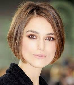 coupe de cheveux pour visage ovale coupe de cheveux chatain courte pour visage ovale 17 modèle coiffure 2017