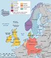Germanic languages | Definition, Language Tree, & List ...