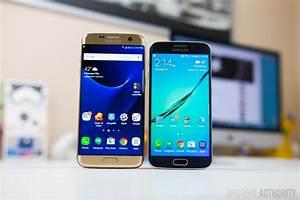 Samsung Galaxy S7 Edge vs Galaxy S6 Edge - Android Authority