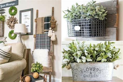 easy diy farmhouse decor projects      budget