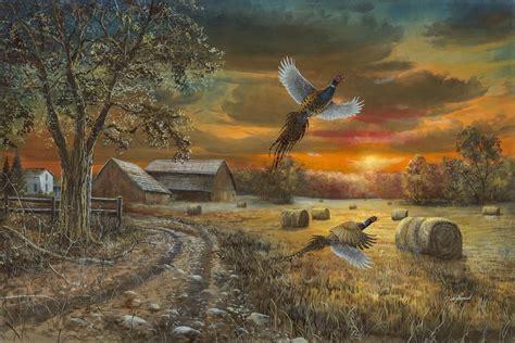 autumn fields jim hansel editions llc