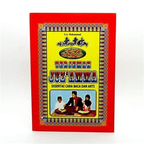 Meanings, cards, and decks for sale. Jual Buku Terjemah Juz Amma diserta Cara Baca dan Arti di lapak Pusaka Dunia pusakadunia