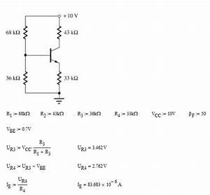 Basisstrom Berechnen : mp forum arbeitspunkt eines npn transistors matroids matheplanet ~ Themetempest.com Abrechnung