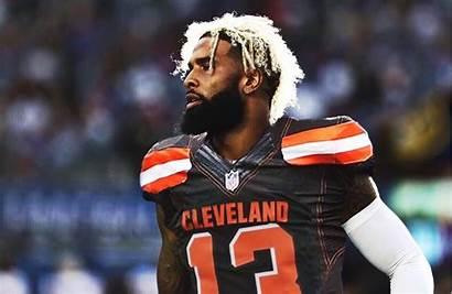 Browns Cleveland Odell Beckham Jr Nuts