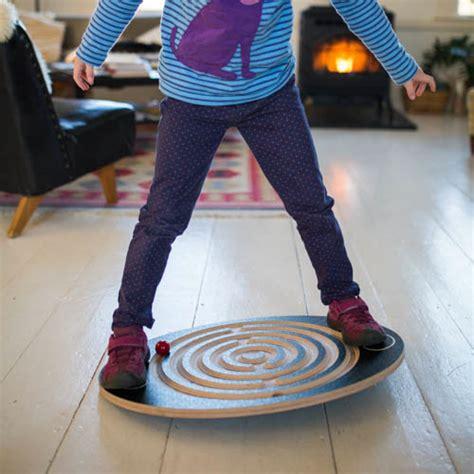balance board kinder labyrinth wooden balance board wooden toys holzspiele