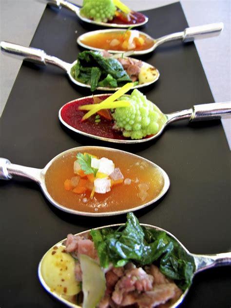 michel cuisine cucharas de michel bras gastronomy sujetadores