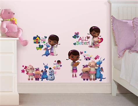 Doc Mcstuffins Bedroom Ideas by 27 New Doc Mcstuffins Wall Decals Disney Bedroom Stickers