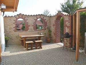 Garten Mauern Steine : mauer trockenmauer stein gartengestaltung gartenbau reischl bayerischer wald ~ Markanthonyermac.com Haus und Dekorationen