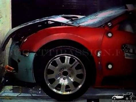 bugatti crash test crash test bugatti veyron jak wypadł fot motofilm