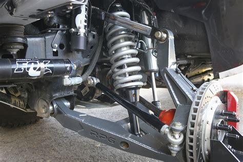 bolt front suspension kit rpg offroad