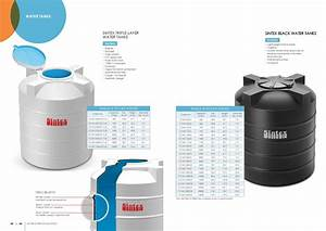 Water Tank Dealers In India