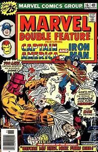 Marvel Double Feature  1973  Comic Books
