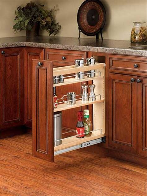 House Spice Rack by Incognito Cabinet Spice Rack 5 Ways To Hide Kitchen