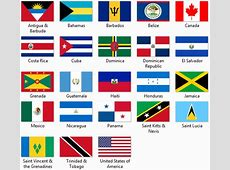 Overview North & Central America & the Caribbean Flag