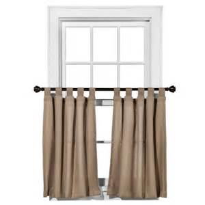 How To Make Cafe Curtains by Room Essentials Cafe Curtain Tiers Chesapeake P Target
