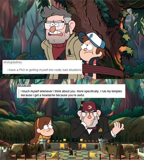 Stanford Meme - stuff i made gravity falls stanford pines stanley pines text post meme dungeon dungeons and more