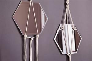 Miroir A Suspendre : les miroirs suspendus ~ Teatrodelosmanantiales.com Idées de Décoration