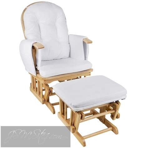 baby breast feeding sliding glider chair w ottoman