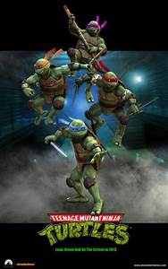 WHOA! : The New TMNT Movie Poster ...