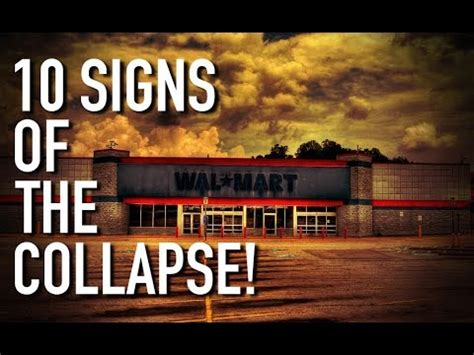 10 Signs Of The Collapse! Prepare For The Imminent. Lionhead Signs Of Stroke. Self Diagnosis Signs. C Section Signs. Abcd2 Score Signs. Word Wall Signs. Road Nz Signs. Hypoglycemia Signs. Junior Class Signs