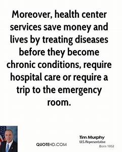Tim Murphy Health Quotes | QuoteHD