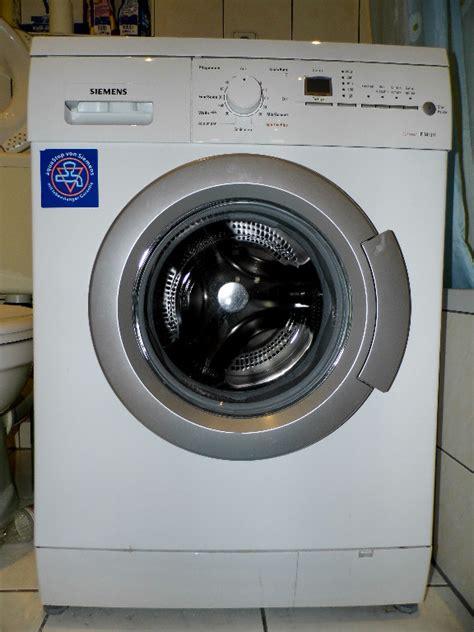 siemens e14 4s waschmaschine kleinanzeigen waschmaschinen