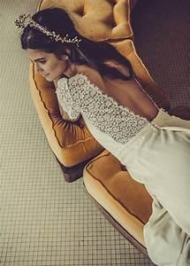robe de mariee laure de sagazan chez maria luisa mariage With robe de mariée de chez tati