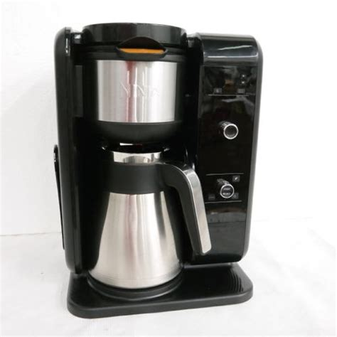 If coffee is your lifeblood, you're probably on the edge of your seat, licking your lips, and brainstorming the endless combinations you could concoct with compared to other products. Ninja Hot & Cold 10-Cup Coffee Maker CP307 (No Tea Filter and Holder) 622356553964 | eBay